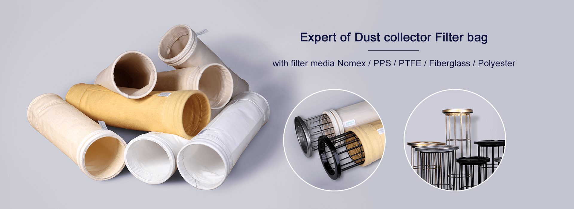 Expert of Dust collector Filter bag